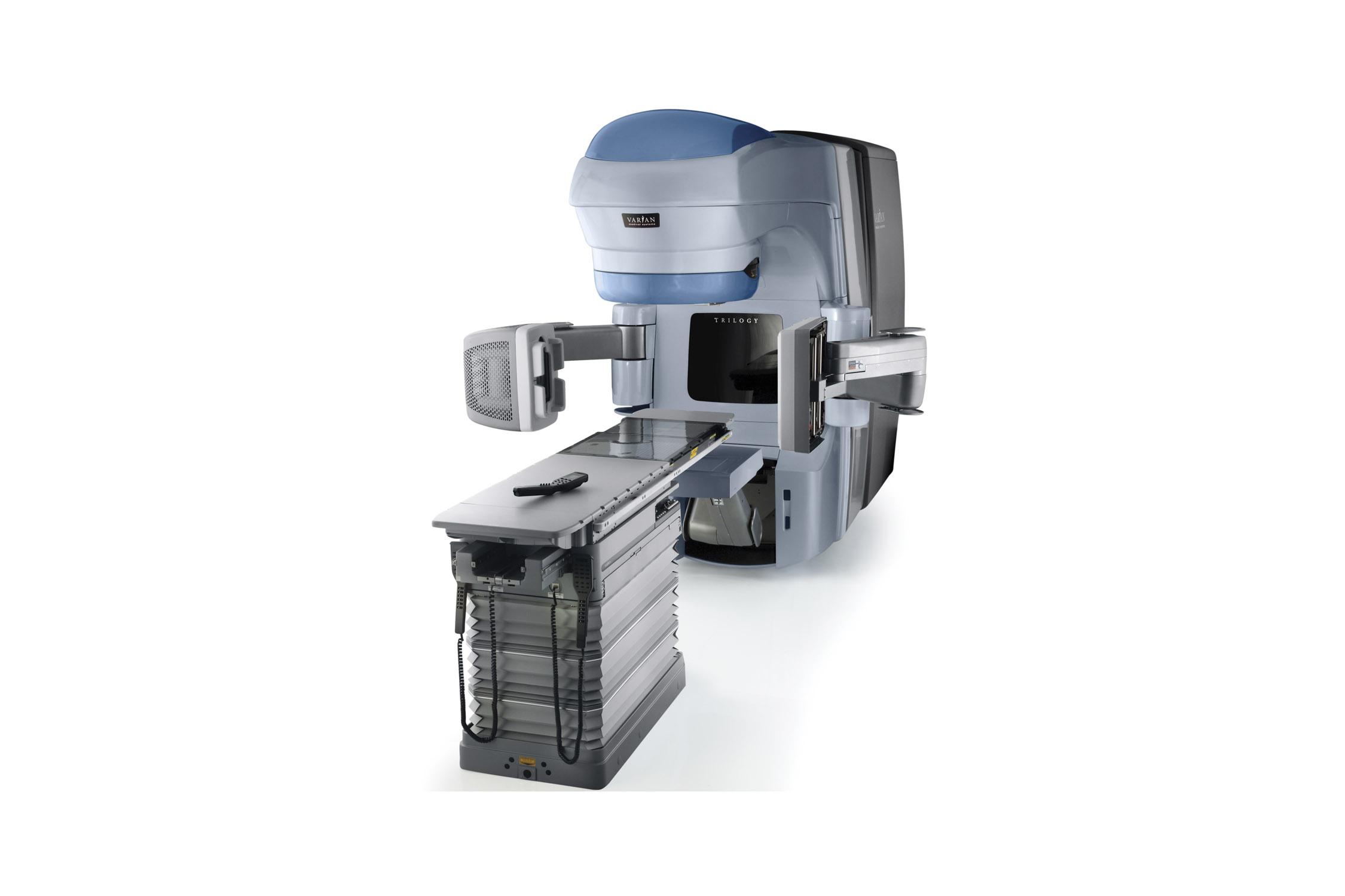 Trilogy Acclerator medical equipment