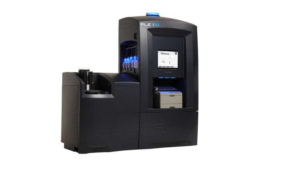 DNA Analyzer made from Injection Molding