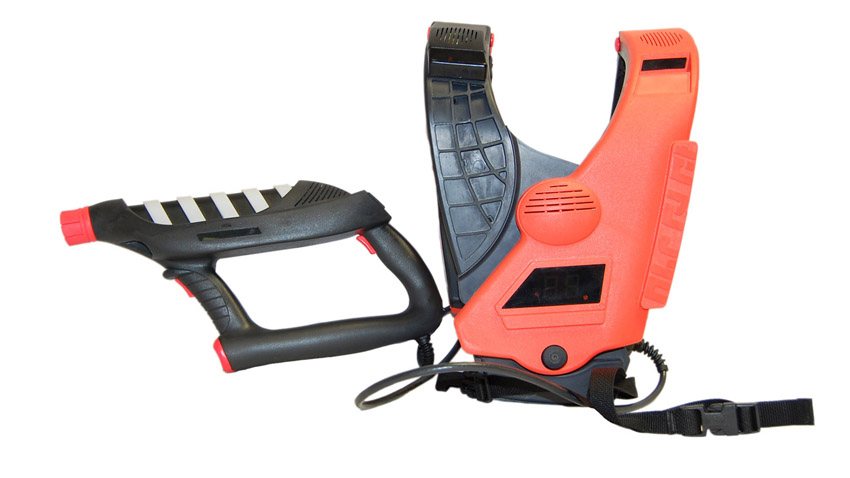 laser tag equipment from RIM manufacturing