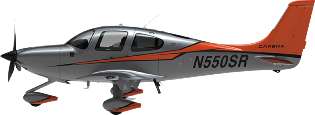 Cirrus Aircraft made from RIM Manufacturing