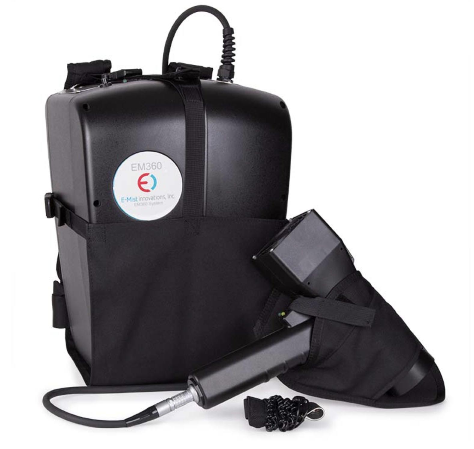 black emist backpack