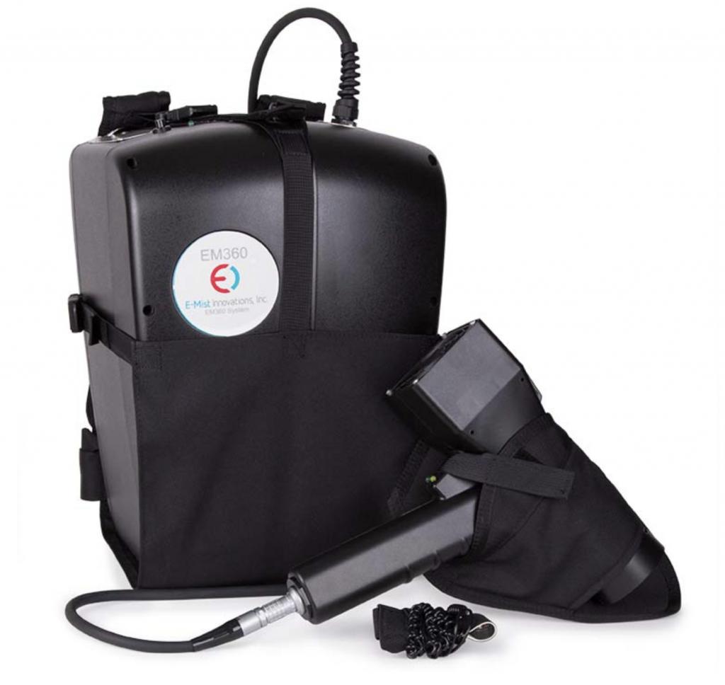 emist backpack